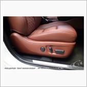 Grazio&Co. PVC シートクッションシールド(B) ダークサドルタン