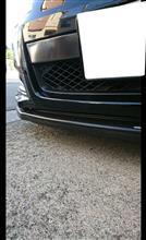 レガシィツーリングワゴンSTI スカートリップの単体画像