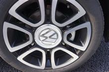 """クロスアップ!VW純正 アロイホイール """"Triangle""""の単体画像"""