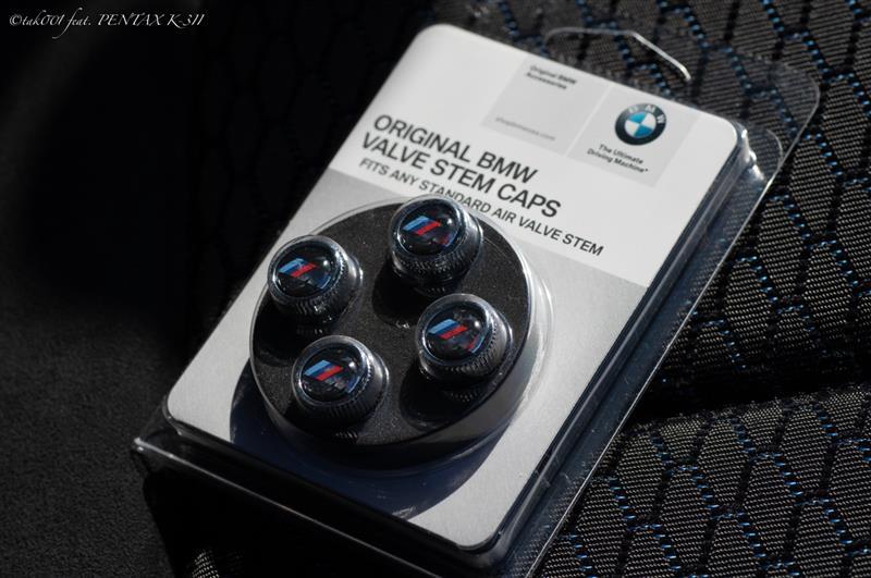 BMW(純正) VALVE STEM CAPS
