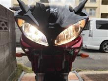 FZ6S FazerSphere Light スフィア RIZING2 LED 4500K H7/H4の全体画像