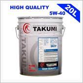TAKUMIモーターオイル/AKTジャパン HIGH QUALITY 5W-40