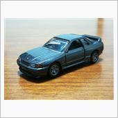 タカラトミー トミカプレミアム 日産スカイラインGT-R(R32)