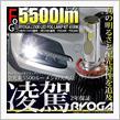 ピカキュウ 凌駕 L5500 LEDフォグランプキット LEDカラー:ホワイト6500K バルブ規格:H8/H11/H16・HB4