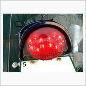 ノーブランド?? ナンバー灯 LED テールランプ ブレーキランプ