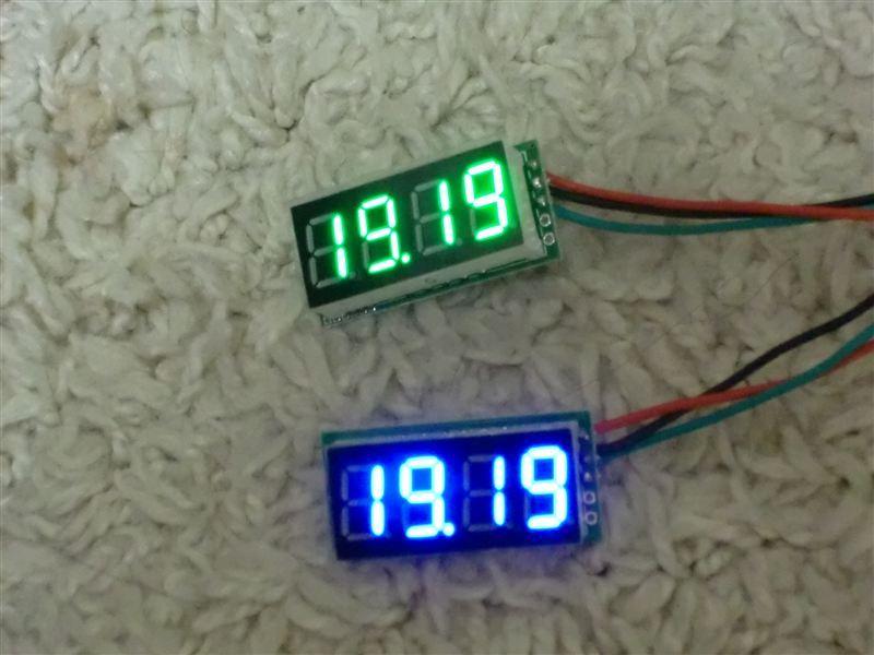 ノーブランド 電圧計