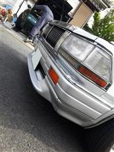 セドリックワゴン不明 リップスポイラーの単体画像