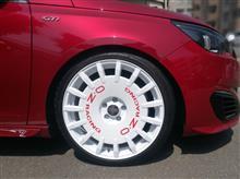 308 (ハッチバック)O・Z / O・Z Racing Rally Racingの単体画像