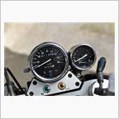 DAYTONA(バイク) 電気式タコメーター 9000rpm ブラック