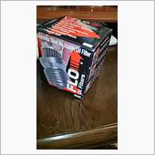pcracingusa stainless steel re-usable oil filter(使い捨てないオイルフィルター)