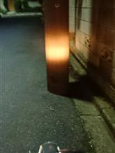 スーパーカブ70M&Hマツシマ ハロゲン球の全体画像