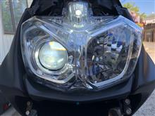 BW'S125NO  BRAND LED  H1バルブの全体画像
