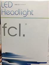 Z250fcl 【fcl.】 LEDヘッドライト バイク用 H7キットの単体画像