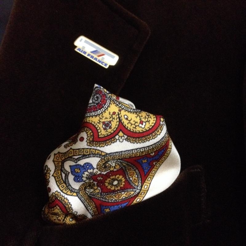 アラ商事 ポケットチーフ