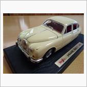 Maisto Jaguar MK-2 モデルカーコレクション