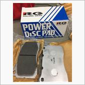 RACING GEAR POWER DISC BRAKE PAD SS