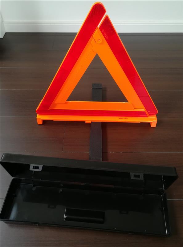 エーモン 三角停止板 / 6648