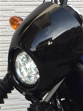 Street750ハーレーダビッドソン(純正) 5-3/4インチ・デーメーカーLEDヘッドライト   の全体画像