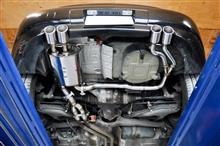 Z3 ロードスターEXART EXART Special Order Exhaust / ワンオフマフラーの単体画像