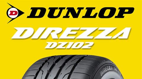 DUNLOP DIREZZA DZ102 195/60R15