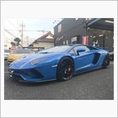 KSP engineering M-Tecnologia Lamborghini Aventador ローダウンプッシュロッド Type2