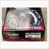 EXEDY Single Sports Series Sメタルクラッチセット