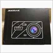 JEEMAK デュアル ドライブレコーダー