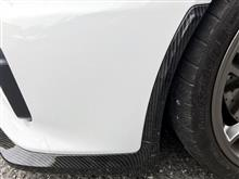 ケイマンポルシェ(純正) フロントリップスポイラーの単体画像