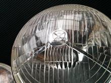Mk2光岡(純正) ビュート用3POINTヘッドライトの全体画像
