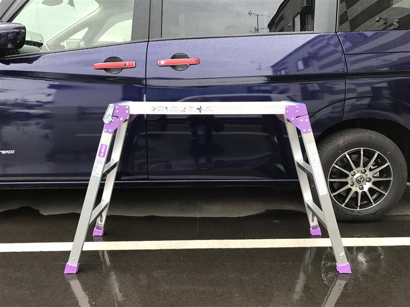 ALINCO 洗車台  PXGV-910