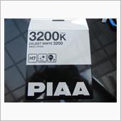 PIAA celest white 3200k