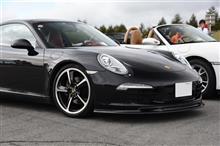 911 (クーペ)Kohlenstoff Front carbon spoiler/ lip spoilerの単体画像