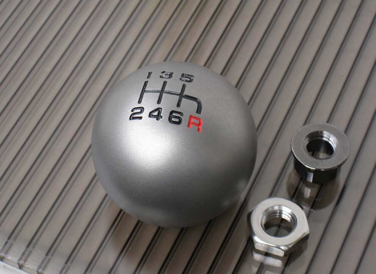 ホンダ(純正) NSX-R用チタンシフトノブ