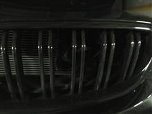 4シリーズ カブリオレBMW M PERFORMANCE ブラック キドニー グリルの全体画像