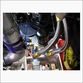 TRUST Greddy OIL BLOCK TYPE-I