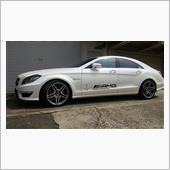 AMG サイドデカール