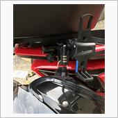 DAYTONA(バイク) ヘルメットロックダイヤルタイプ 黒 95206
