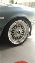 グロリアシーマBBS RSの単体画像
