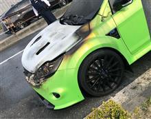 フォーカス (ハッチバック)フォード純正 RS用18インチホイールの全体画像