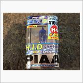 PIAA PLATINUM SPARK BULB 4100K H4