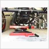 TOOLS ISLAND MOTOR CYCLE JACK TD7014