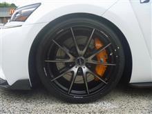 GS FRAYS VOLK RACING G25 Edgeの単体画像