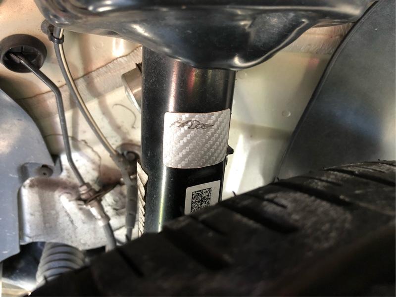 HADOO サスペンションダンパー SUP-D1