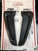 X6Mメーカー・ブランド不明 AutoTecknic Replacement Carbon Fiber Fender Trims - BMW F86 X6Mの単体画像
