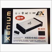 ESX CAR AUDIO SYSTEM XE6440-DSP 6chデジタルアンプ