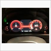 BMW(純正) デジタルメーター