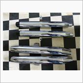 バロン(BARON)  バロン(BARON) スリップオンマフラー クローム XVZ1300 ロイヤルスター ツーリング/ベンチャー BA-1030-01 1811-1779
