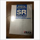RACING GEAR Stopping Revolution SR BRAKE PAD