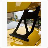 BBi Autosport BBI PORSCHE 981 CAYMAN GT4 EXTENDED WING UPRIGHTS
