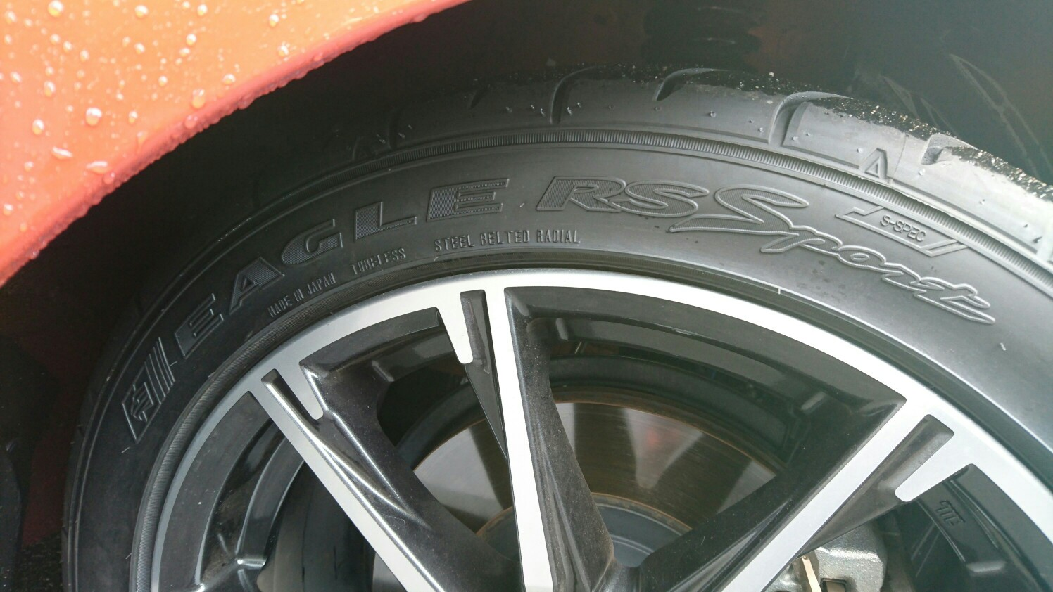 GOODYEAR EAGLE RS SPORT S-SPEC 215/45R17